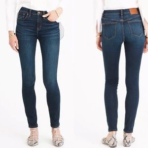 J Crew | look out high rise skinny jeans